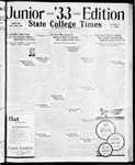 State College Times, November 6, 1931