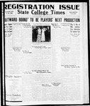 State College Times, January 4, 1932