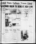 State College Times, January 20, 1932