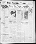 State College Times, January 27, 1932