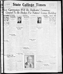 State College Times, February 3, 1932