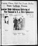 State College Times, February 10, 1932