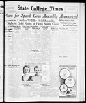 State College Times, February 12, 1932