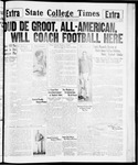 State College Times, February 18, 1932