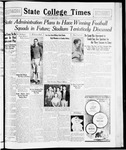 State College Times, February 19, 1932