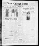 State College Times, March 2, 1932