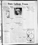 State College Times, March 11, 1932