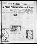 State College Times, March 18, 1932
