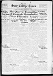 State College Times, April 5, 1932