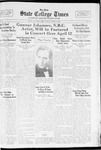 State College Times, April 8, 1932