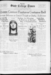 State College Times, April 12, 1932