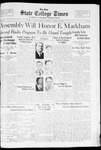 State College Times, April 20, 1932