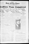State College Times, April 26, 1932