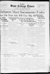 State College Times, April 29, 1932