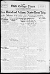 State College Times, May 17, 1932