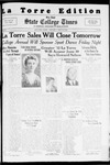 State College Times, May 19, 1932