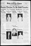 State College Times, May 26, 1932