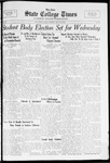 State College Times, May 27, 1932