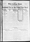 State College Times, June 1, 1932