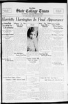 State College Times, June 3, 1932