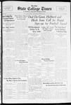 State College Times, June 9, 1932