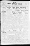 State College Times, June 10, 1932