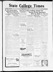 State College Times, July 13, 1932