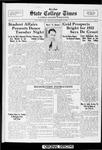 State College Times, September 19, 1932