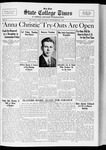 State College Times, September 27, 1932