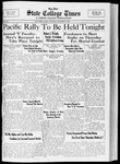 State College Times, October 4, 1932