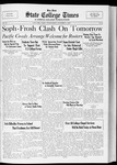 State College Times, October 5, 1932