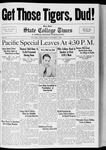 State College Times, October 7, 1932