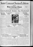 State College Times, October 13, 1932