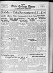 State College Times, October 18, 1932