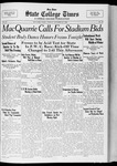 State College Times, October 21, 1932 by San Jose State University, School of Journalism and Mass Communications
