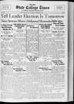 State College Times, October 25, 1932