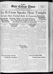 State College Times, November 2, 1932 by San Jose State University, School of Journalism and Mass Communications