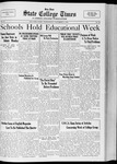 State College Times, November 9, 1932 by San Jose State University, School of Journalism and Mass Communications