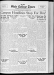 State College Times, November 10, 1932