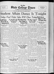 State College Times, November 18, 1932