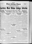 State College Times, November 23, 1932 by San Jose State University, School of Journalism and Mass Communications