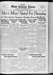 State College Times, November 30, 1932 by San Jose State University, School of Journalism and Mass Communications