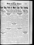 State College Times, December 1, 1932