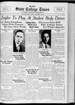 State College Times, December 2, 1932 by San Jose State University, School of Journalism and Mass Communications