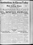 State College Times, December 6, 1932 by San Jose State University, School of Journalism and Mass Communications