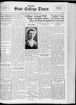 State College Times, January 20, 1933