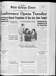 State College Times, February 17, 1933 by San Jose State University, School of Journalism and Mass Communications