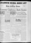 State College Times, February 21, 1933 by San Jose State University, School of Journalism and Mass Communications