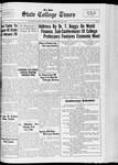 State College Times, February 23, 1933 by San Jose State University, School of Journalism and Mass Communications