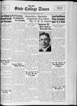 State College Times, April 6, 1933 by San Jose State University, School of Journalism and Mass Communications